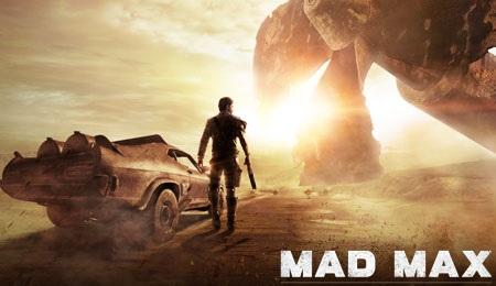 PS4 マッドマックス MADMAX 発売日10月1日