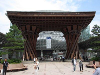 1金沢駅舎