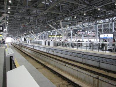 03富山駅ホーム