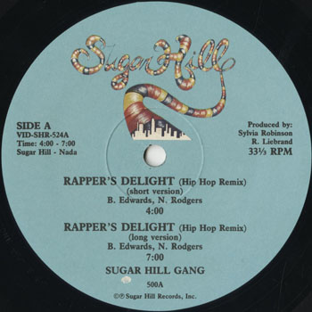 HH_SUGAR HILL GANG_RAPPERS DELIGHT HIP HOP REMIX_201503