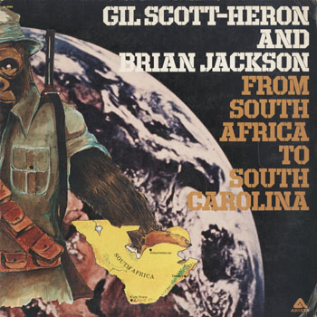 JZ_GIL SCOTT-HERON and BRIAN JACKSON_FROM SOUTH AFRICA TO SOUTH CAROLINA_201504