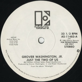 DG_GROVER WASHINGTON JR_JUST THE TWO OF US_201504