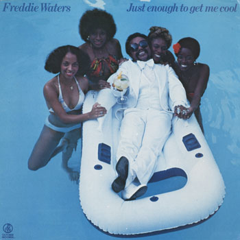 FREDDIE WATERS_JUST ENOUGH TO GET ME COOL