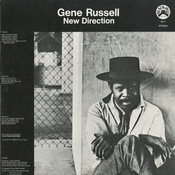 JZ_GENE RUSSELL_NEW DIRECTION_201505