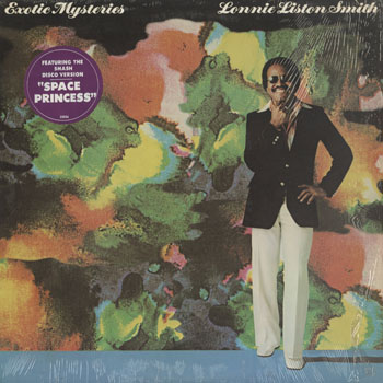 JZ_LONNIE LISTON SMITH_EXOTIC MYSTERIES_201505
