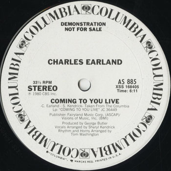 DG_CHARLES EARLAND_COMING TO YOU LIVE _201505