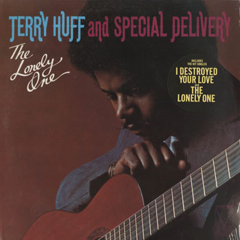 SL_TERRY HUFF_THE LONELY ONE_201505