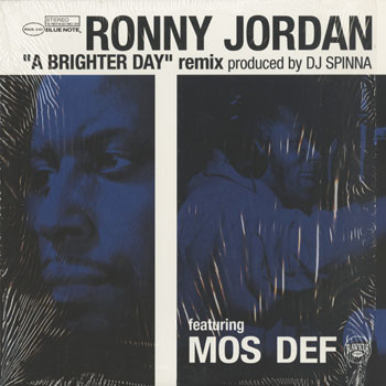 HH_RONNY JORDAN_A BRIGHTER DAY_201506