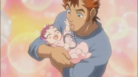 赤ん坊柚子
