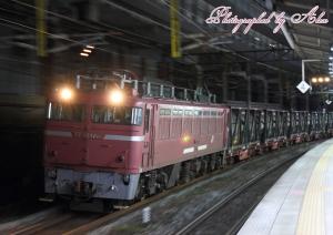 EF81-406大牟田貨物