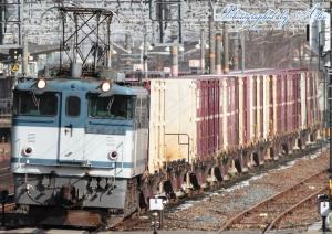 5087レ(=EF65-2037牽引)
