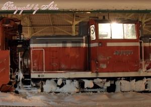 雪371レ(=DE15-2521)