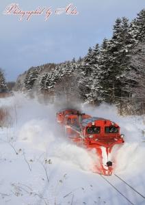 雪372レ(=DE15-2521)