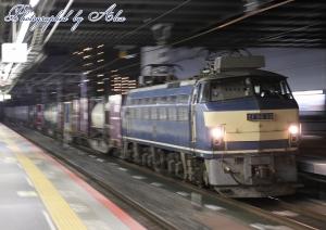 58レ(=EF66-33牽引)