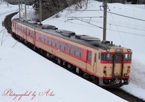 9322D:キハ48-523+キハ47-1514「懐かしの国鉄色DC」