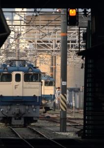 EF65-1120は初撮影