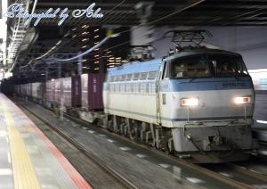5080レ(=EF66-114牽引)