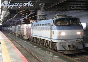 58レ(=EF66-117牽引)