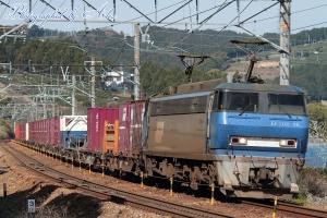 1090レ(=EF200-16牽引)