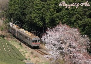 元・十和田観光鉄道7200系…は、元々・東急7200形