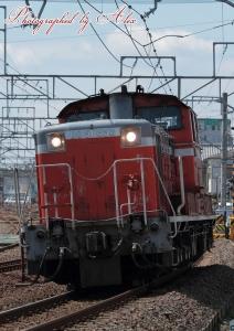 5282レ(=DD51-853単機)