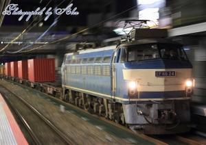 5099レ(=EF66-24牽引)