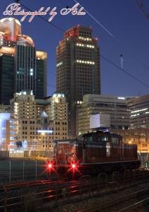 保安列車(=DD51-1183):縦ver
