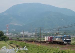5050レ(=EF210-13牽引)