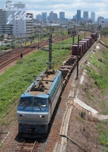 81レ(=EF66-101牽引)