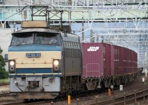 1255レ(=EF66-30牽引)