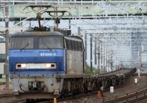 8057レ(=EF200-3牽引)