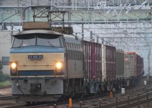 3095レ(=EF66-30牽引)