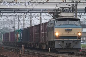4084レ(=EF66-21牽引)