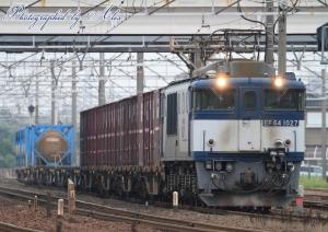 1554レ(=EF64-1027牽引)