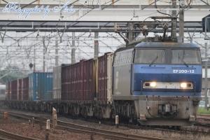 1064レ(=EF200-12牽引)