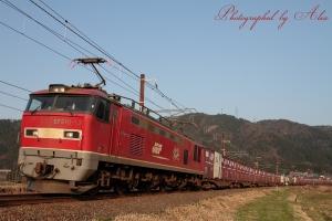 3095レ(=EF510-13牽引)