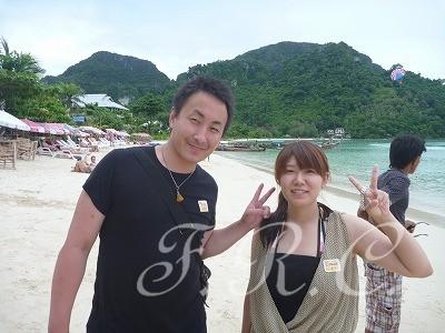 プーケット発ピピ島体験ダイビング