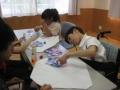 壁画づくり1