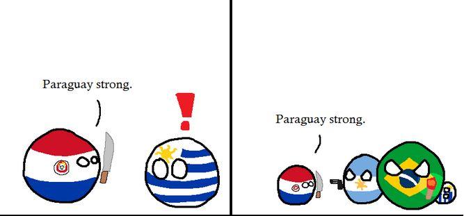 パラグアイつおい (1)