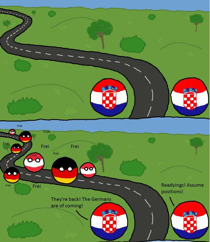 ドイツが戻ってきたぞ! (1)