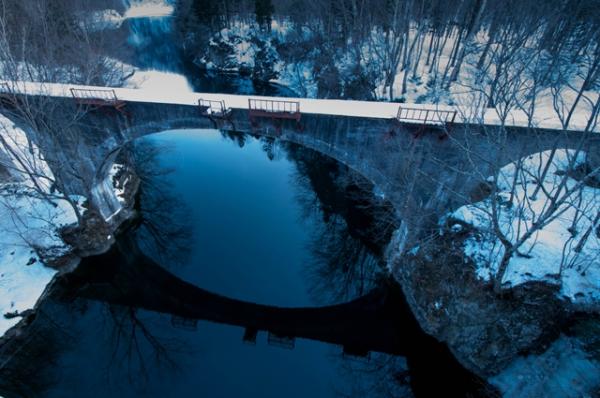 第三音更川橋梁2