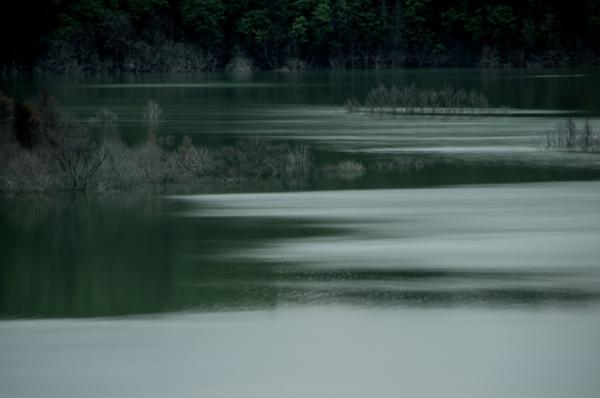 シューパロ湖@