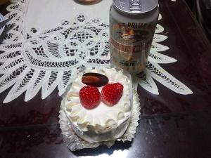 ケーキ3月14日2015年