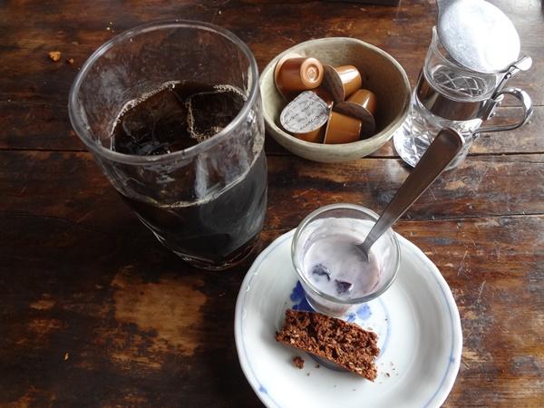アイスコーヒーと