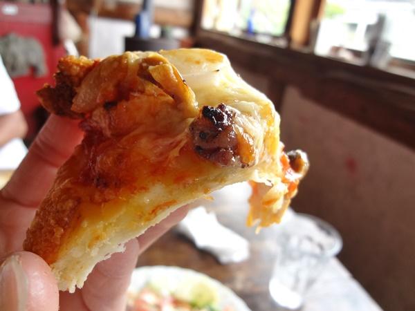 ピザ一切れ