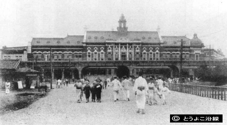 2代目横浜駅