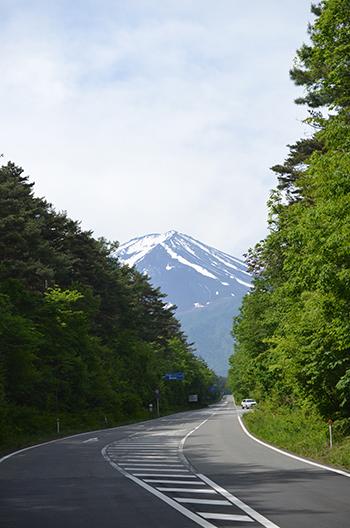 富士山の麓ドギーパークへ