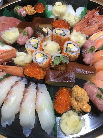 連チャン寿司