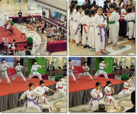 Karate @ Laguna mall-1
