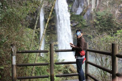 2015霧島犬飼滝と仁